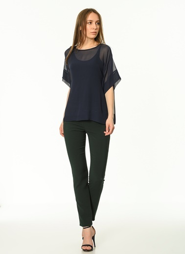 BcbgMaxAzria Pantolon Yeşil